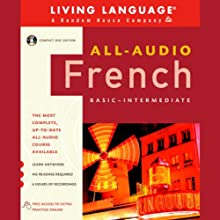 All-Audio French Audiobook by  Living Language Narrated by  Living Language