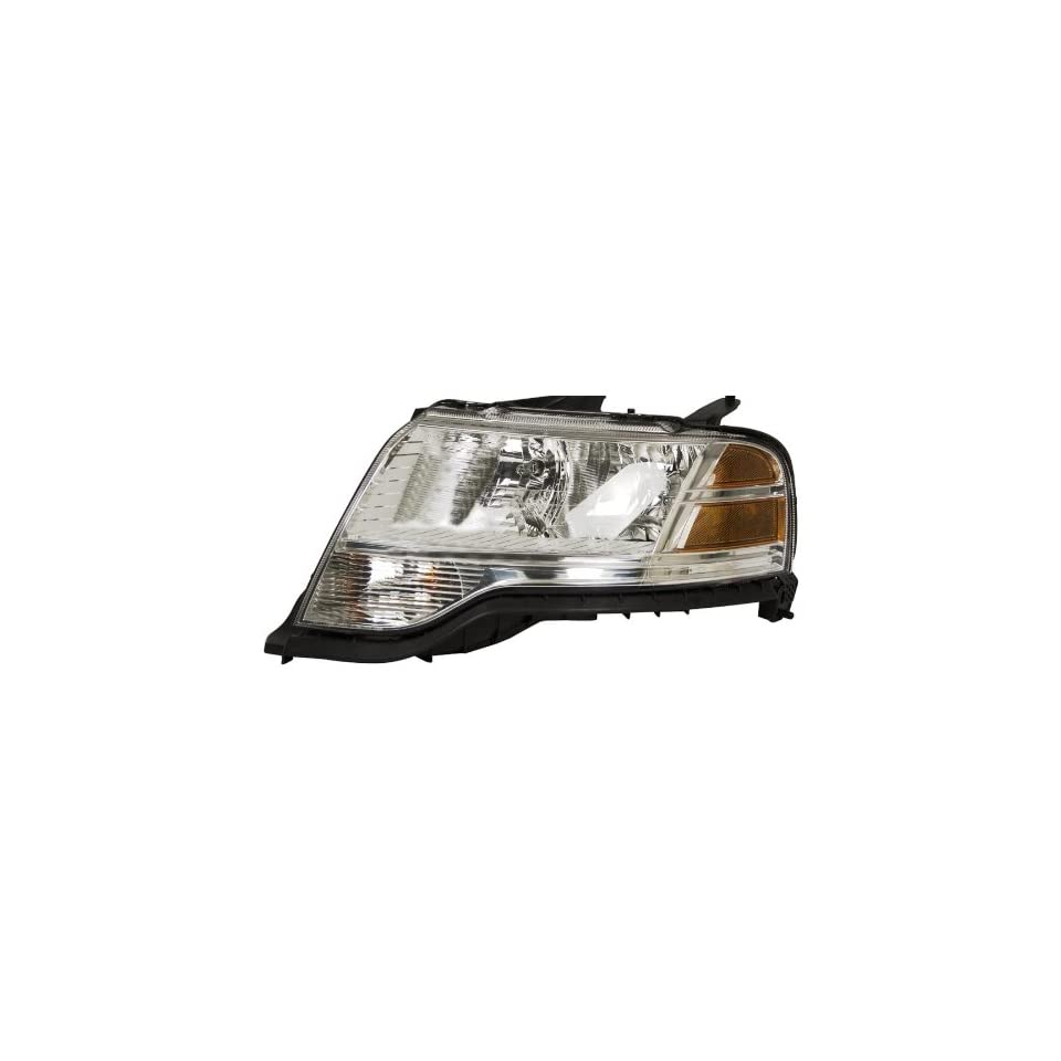 OE Replacement Ford Taurus X Driver Side Headlight Assembly Composite (Partslink Number FO2502246)