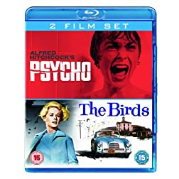 Psycho/Birds [Blu-ray]