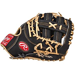 Rawlings Heart of the Hide 13 inch Dual Core 1st Base Mitt Baseball Glove PRODCTDCB by Rawlings