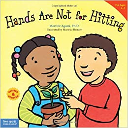 Hands Are Not For Hitting Best Behavior Martine Agassi