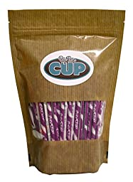Wonka Pixy Stix Candy Powder Straws - Purple: 1 LB Bag