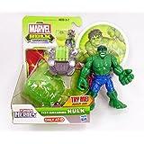 Marvel Playskool Super Hero Adventures Fist-Smashing Hulk