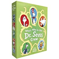Who's Who in the Dr. Seuss Crew: A Dr. Seuss Boxed Set