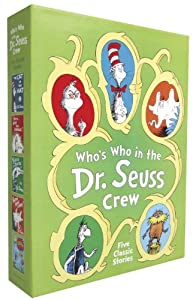Who's Who in the Dr. Seuss Crew: A Dr. Seuss Boxed Set by