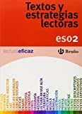 img - for Textos y estrategias lectoras ESO / Texts and Reading Strategies (Spanish Edition) book / textbook / text book