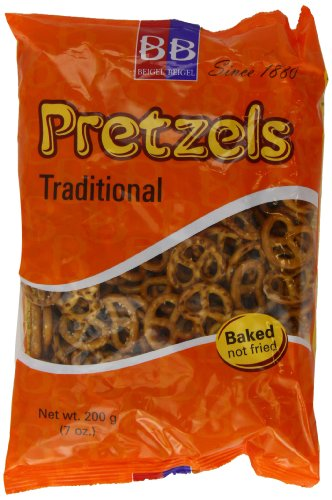 Beigel Beigel Traditional Style Pretzels 200 g (Pack of 8)