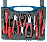 10-piece Electricians Tool Set
