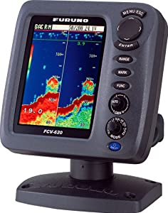 Furuno FCV627 Furuno FCV627 Fishfinder with 5.6 Color LCD, 600W Power, 50 200kHz, and... by Furuno