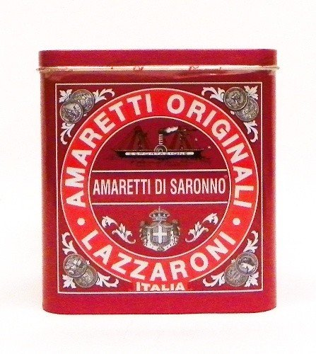 Lazzaroni Amaretti, 16-Ounce Tin (Italian Amaretti compare prices)