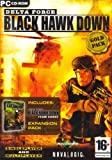 Delta Force: Black Hawk Down and Team Sabre - Gold Pack [UK Import]