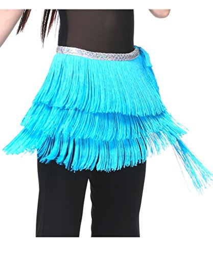 Ru Sweet Triangle Hip Scarf dance costumes best for dancing
