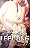 img - for Where I Belong (Alabama Summer Book 1) book / textbook / text book