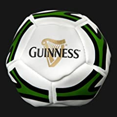 Guinness Beanie Ball Green & Black