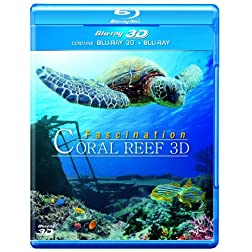 Fascination Coral Reef 3d [Blu-ray]