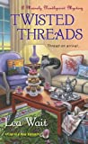Twisted Threads (A Mainely Needlepoint Mystery)