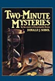Two-Minute Mysteries (Turtleback School  &  Library Binding Edition)