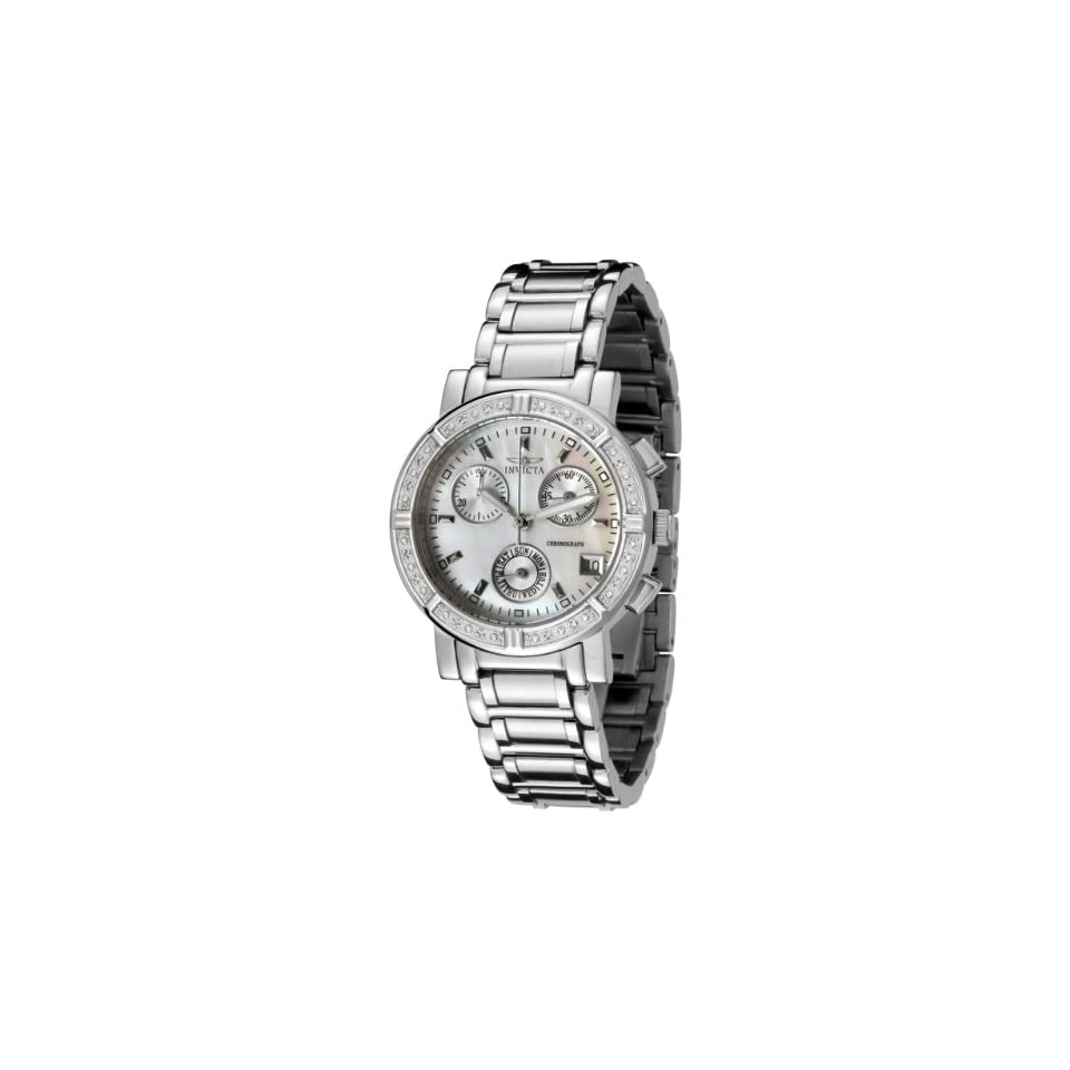 1cc7d20bdc8 Invicta womens subaqua noma iv collection gold plated stainless steel and  white polyurethane watch jpg 960x960