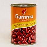 フィアマ レッドキドニービーンズ 400g 缶