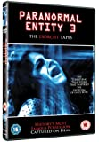 Paranormal Entity 3 - The Exorcist Tapes [DVD]