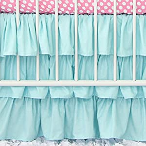 100 cotton ruffle bed skirt 600 tc