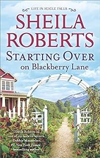 Book Cover: Starting Over on Blackberry Lane