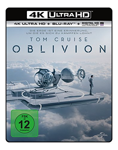 Oblivion (4K Ultra HD) (+ Blu-ray)
