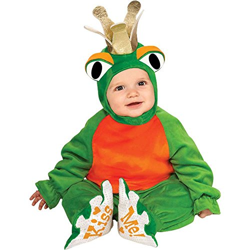 Frog Prince Baby Costume - 6-12 Months