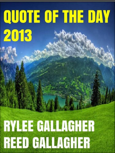 Michael Gallagher - Quote of the Day 2013