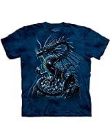 T-Shirt Adulte The Mountain Dragon au Crâne