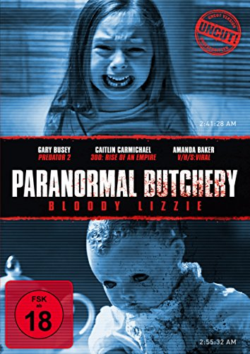 Paranormal Butchery - Bloody Lizzie
