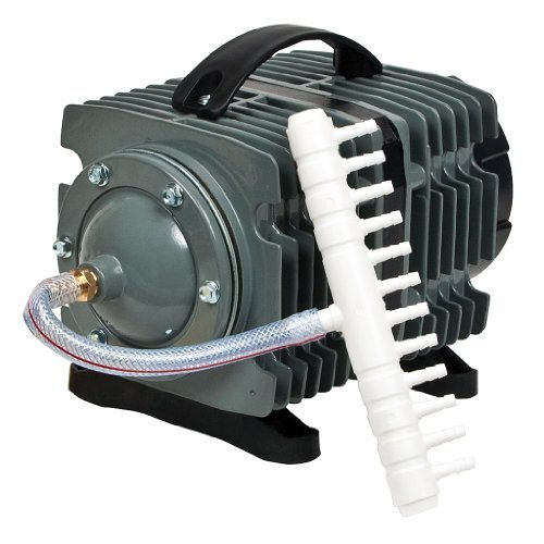 Elemental Solutions O2 Commercial Pump, 1744 gph (Electromagnetic Water Filter compare prices)