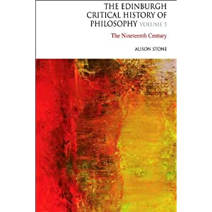 The Edinburgh Critical History of Philosophy: Nineteenth Century v. 5