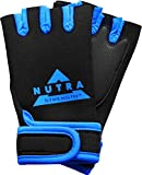 Weightlifting Gloves Men- Nutra-Strength – Padded Neoprene Weight Lifting Training Gloves For Men With Wrist Support – Best For Bodybuilders, Weightlifters, Cycling, Crossfit, Kettlebells, Bikini, Figure, Aerobics, Hiking, Cycling And For All Types Of Althletes
