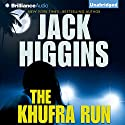 The Khufra Run Audiobook by Jack Higgins Narrated by Michael Page