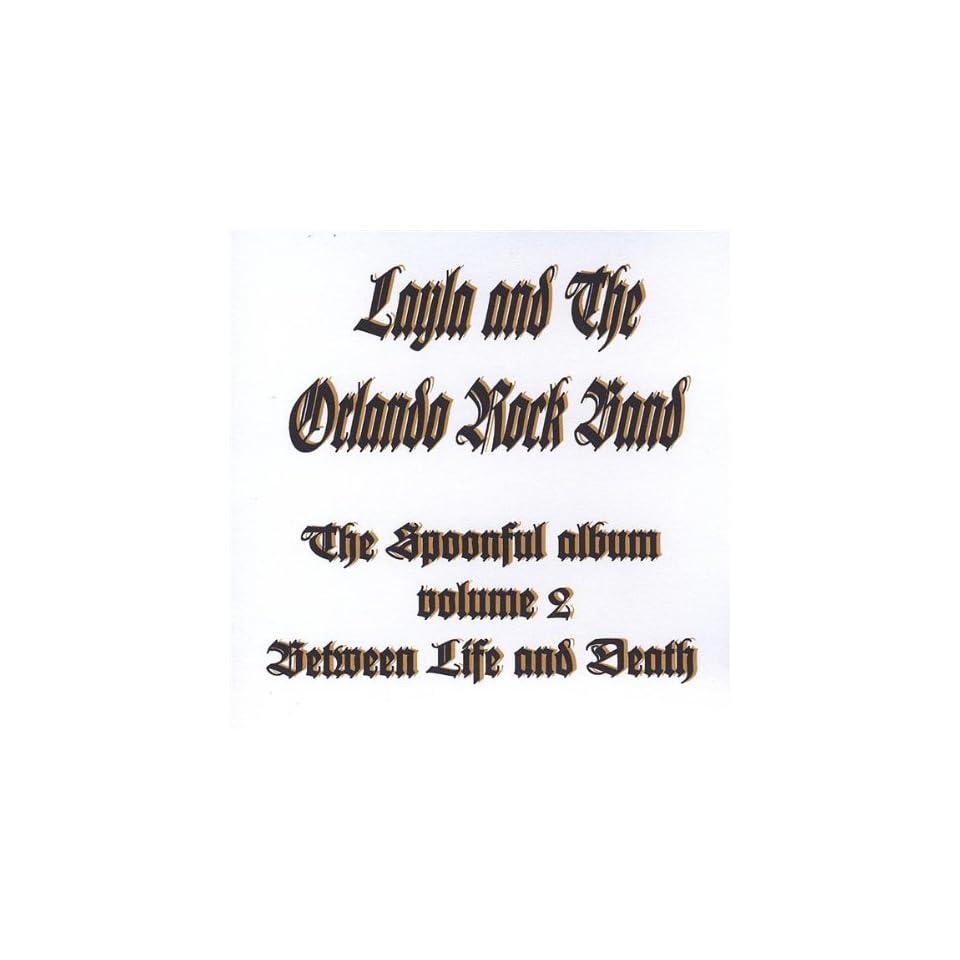 Vol. 2 Spoonful Album Between Life & Death