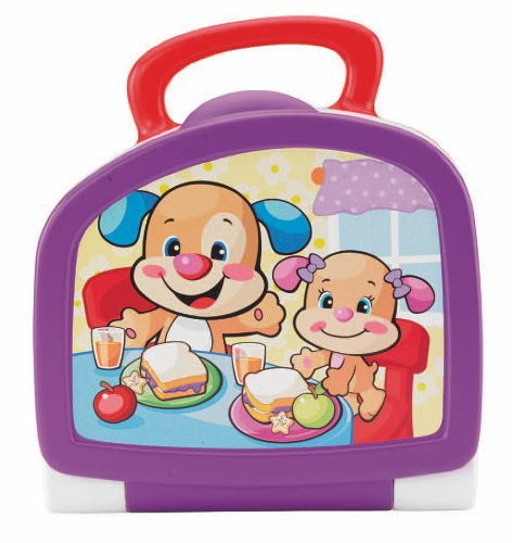 Fisher Price Learning Kitchen: Fisher-Price Laugh & Learn Sort 'n Learn Lunchbox Home