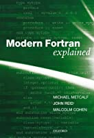 Modern Fortran Explained Front Cover