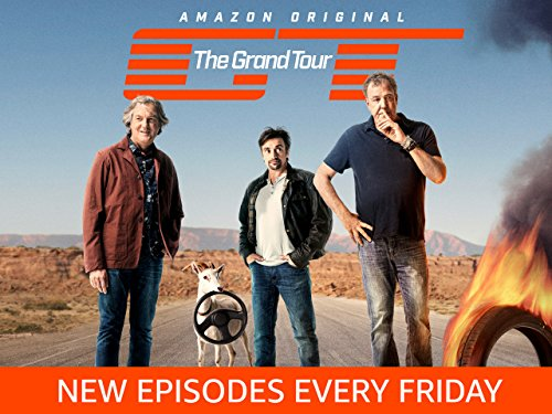 The Grand Tour Season 1 [Ultra HD]