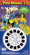 Marvel Comics X-Men 3d View-Master 3…