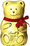 Lindt GOLD BEAR - Milk Chocolate 3.5 Ounce (Pack of 15)