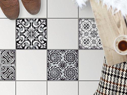 autocollant-sticker-carrelage-de-sol-personnaliser-baignoire-stickers-mosaiques-design-black-n-white