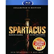 Post image for Spartacus – 1 + 2 (Collector's Edition) [Blu-Ray] für 41€ und Band of Brothers + The Pacific Blu-ray Box für 37€ *UPDATE*