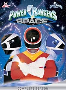 Power Rangers in Space - Complete Season (5 DVDs) [European release]
