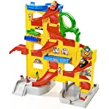 Fisher-Price - Preescolar - Pista de coches con rampa Little People (Mattel)