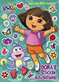 Doras Sticker Adventure! (Dora the Explorer (Golden))