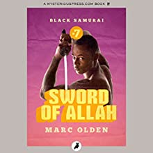 Sword of Allah (       UNABRIDGED) by Marc Olden Narrated by Kevin Kenerly