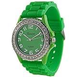 Geneva Platinum Women's Watch 6886.Green