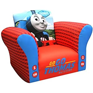 Hit Entertainment Small Standard Rocker, Thomas and Friends Full Steam Ahead from Hit Entertainment