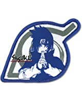 Naruto: Sasuke & Leaf Village Logo Anime Patch